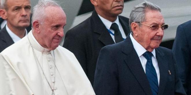 El Papa Francisco está en Cuba