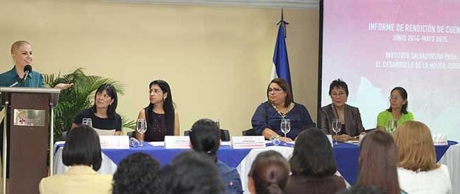 ISDEMU fortalece su transformación institucional y atención a mujeres