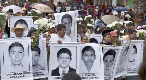 México: pesquisa independiente desmorona versión oficial sobre estudiantes desaparecidos