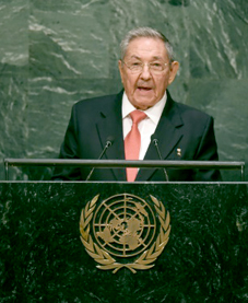Internet Raúl Castro ONU