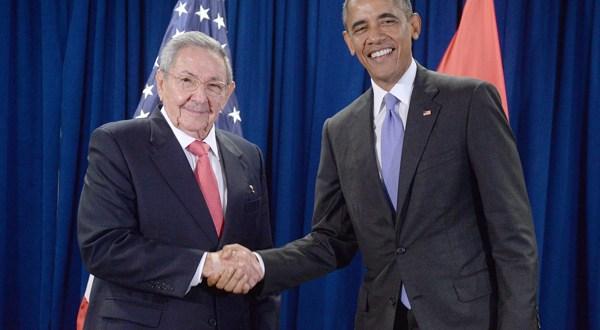 Reunión bilateral Obama-Castro centra segunda jornada de Asamblea General de ONU