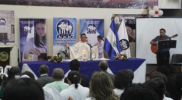 1º de Mayo del ISSS cumple 40 años de servicios médicos