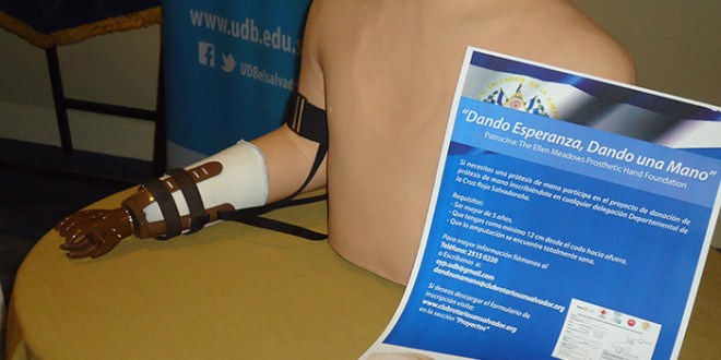 """Campaña """"Dando Esperanza, dando una mano"""" apoya a personas con discapacidad"""