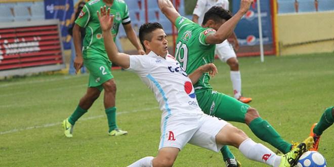 Metapán goleó a Sonsonate y tablas en el Cuscatlán