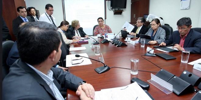 Congreso inicia discusión por impuesto a Seguridad Pública