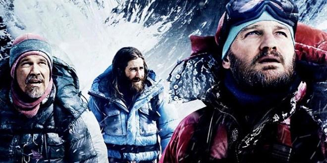 Everest adrenalina en lo más alto con Jake Gyllenhaal