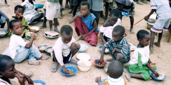Caída histórica de la pobreza mundial salvo en África