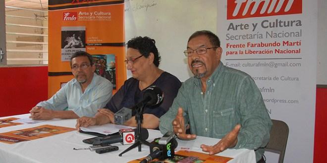 """FMLN anuncia cuarta edición de """"Cinehistorias"""""""