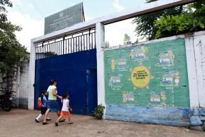 Centro Escolar República de Haití de Sonsonate, posee el sistema integrado de educación inclusiva, gracias a la cooperación italiana. Foto Diario Co Latino/Juan Carlos Villafranco