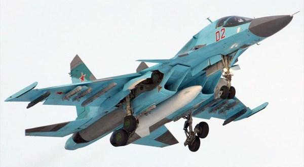 Rusia rechaza acusaciones occidentales sobre blancos de sus bombardeos en Siria