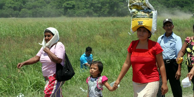Buscan mejorar las  condiciones para la mujer rural