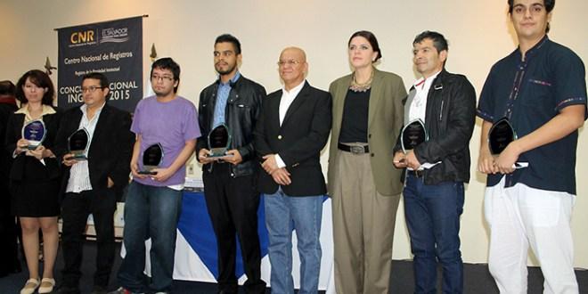 CNR entrega premios a ganadores del concurso nacional ingenio 2015