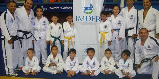 """IMDER dijo """"presente"""" al Festival Deportivo del Niño"""