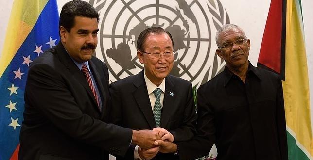 Venezuela y Guyana normalizan relaciones diplomáticas