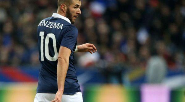 Benzema cerca de disputar la Eurocopa