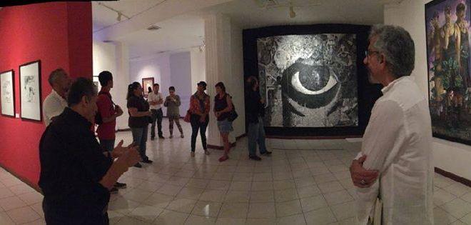 HORROR VACUI  Arte salvadoreño de posguerra