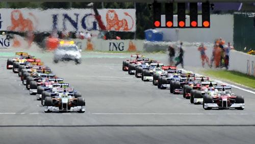 Fórmula 1 quiere más emoción