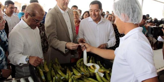 Comuna y entidades internacionales apoyan la dinamización de la economía