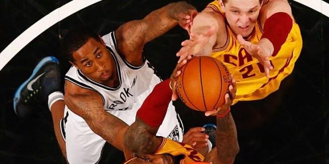 Nets dan la sorpresa y derrotan a los Cavaliers