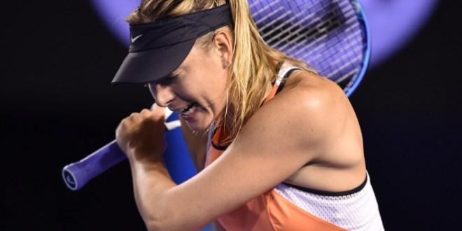 """Sharapova admite doping: """"Cometí un gran error"""""""