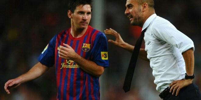 Guardiola afirma que sin Messi no habrá tantos éxitos en el Barcelona
