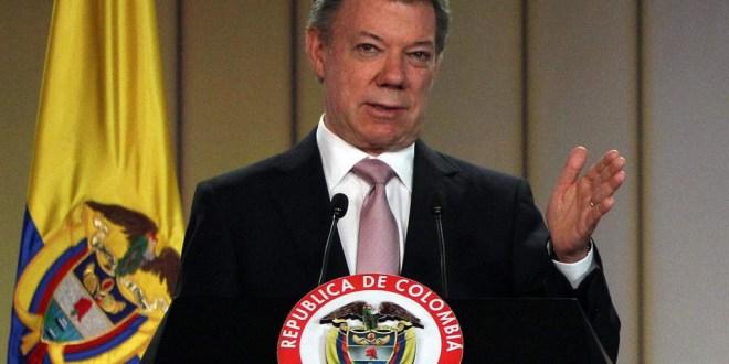Presidente de Colombia llega al país para tratar temas de cooperación y relaciones comerciales