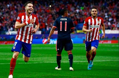 Atlético logra triunfo de oro ante Bayern
