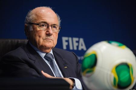 "Joseph Blatter: ""Perdono pero no olvido"""