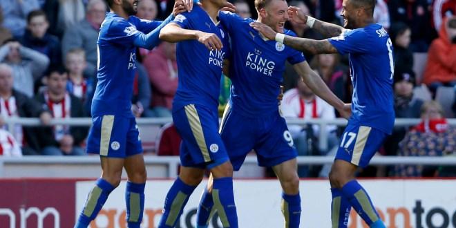 Leicester, campeón del fútbol inglés por primera vez