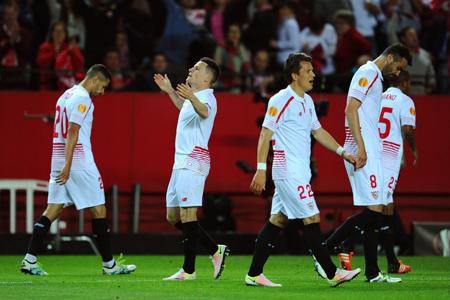 Sevilla elimina por penales al Athletic y avanza a semifinales
