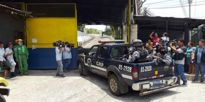 Tres días de emergencia para sector tres del penal de Mariona