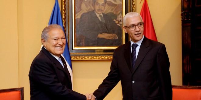 El Salvador y Marruecos cumplen  20 años de relaciones diplomáticas