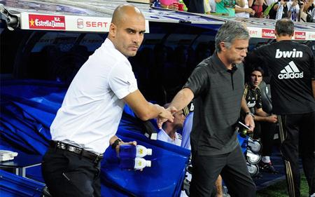 Mourinho-Guardiola, segundo acto