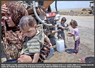 Medio Oriente, la madre de todas las crisis humanitarias