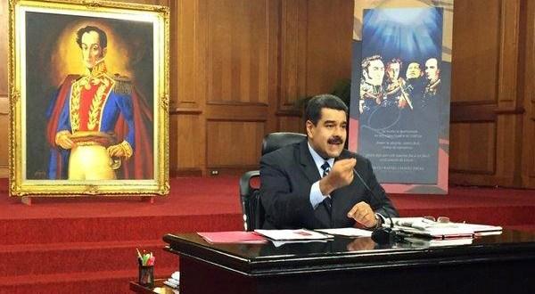 Venezuela denuncia  arremetida internacional