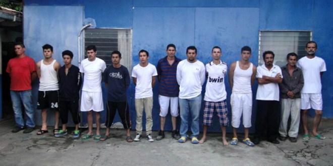 Desarticulan red de criminales en el país