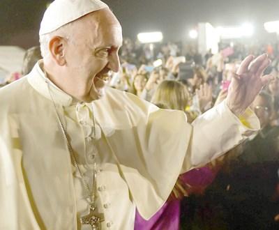 """A los 80 años, el papa Francisco quiere una vejez """"tranquila"""", """"fecunda"""" y """"feliz"""""""