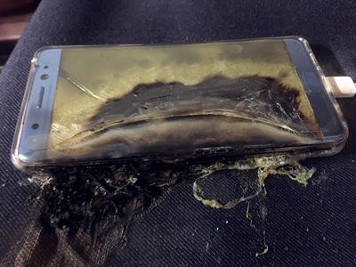 Samsung cesa venta del Galaxy Note 7 y pide a usuarios que lo apaguen