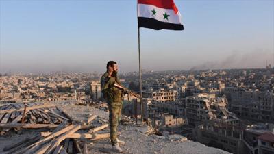 Gobierno de Siria recupera Alepo, tras cinco años de ocupación terrorista