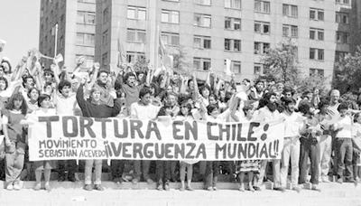 Represores de Pinochet piden por primera vez perdón por sus crímenes