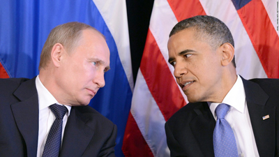 "Obama acusa a Putin de pirateo electoral, Moscú tilda de ""indecente"" la denuncia"