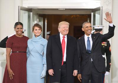 Donald Trump se convierte en el 45° presidente de Estados Unidos
