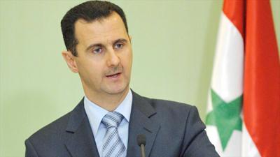 """Presidente Al Asad quiere """"liberar cada centímetro cuadrado"""" del territorio de Siria"""