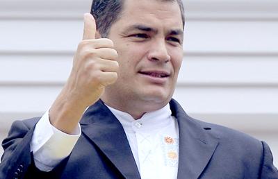 """Presidente Correa: """"Es un imperativo moral luchar contra la exclusión"""""""