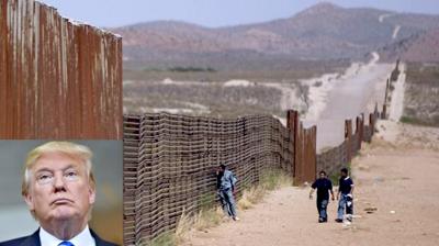 Trump anuncia que construirá muro con México y quiere cobrarlo con impuestos