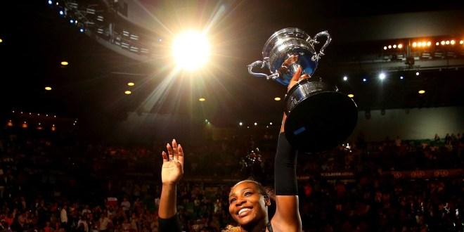 Serena gana en Australia y supera a Graf con su 23 Grand Slam