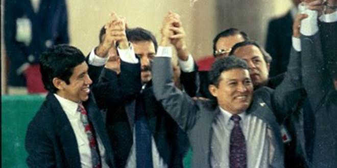 MUCHO FALTA POR HACER A 25 años de la firma de los Acuerdos de Paz