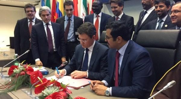Entra en vigor acuerdo entre países petroleros para estabilizar precios del mercado