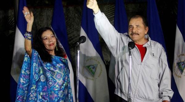 Ortega y Murillo: el comandante y la eternamente leal