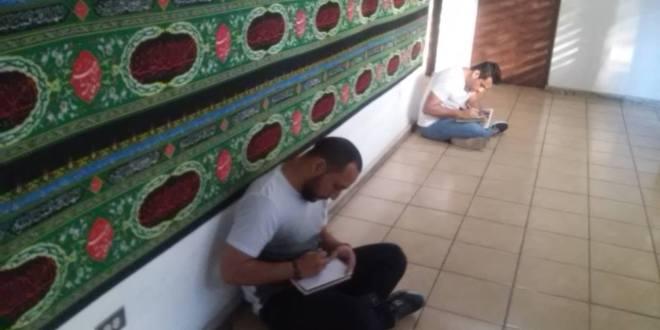 Inician jornadas de taller literario en Asociación cultural Shiita